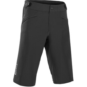 ION Scrub AMP Bike Shorts Long Herren black